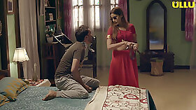 Big Tits Indian Mom Loves to Play with me - Housewife
