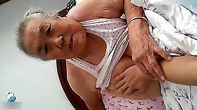 Chinese Wifes Granny Fast Pimping