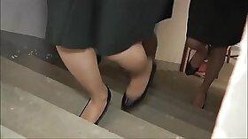 Chinese mature whore with bangnet fetish
