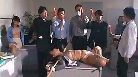 Asian slave punished for gender issues