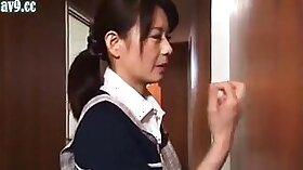 Uncensored Japanese Haruka Ishikawa homemade after sex