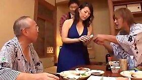 Asian Wife Cuckolds Around by Big Bites