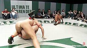 Brutal flogging wrestling sucks