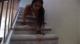 Bondage bang slave Envy ravished by her sloppy master