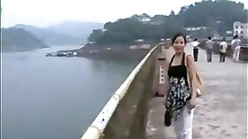 Chinese 3some video with lots of passionate sex